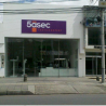 5asec Shop in Colombia just prior opening 
