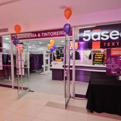 Inauguration du premier magasin 5àsec à Asuncion, Paraguay