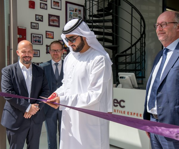 Inauguration of 5àsec Marina Gate Dubai